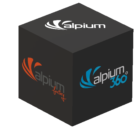 alpium cube